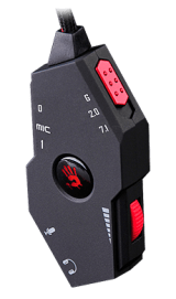 A4Tech Bloody G480 Controlador y software